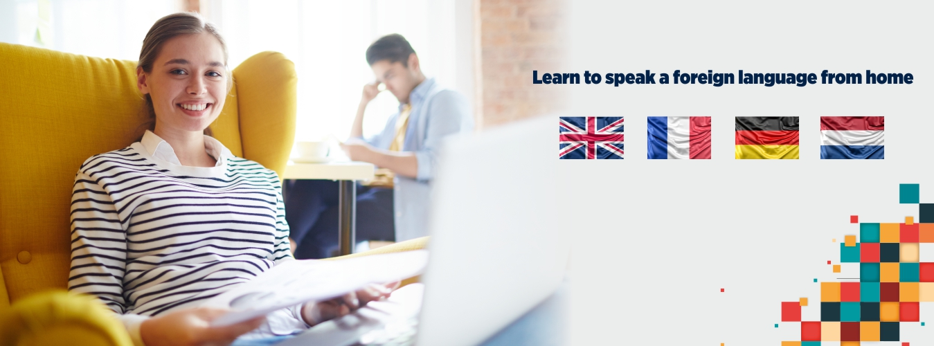 Andreea Berkhout english courses